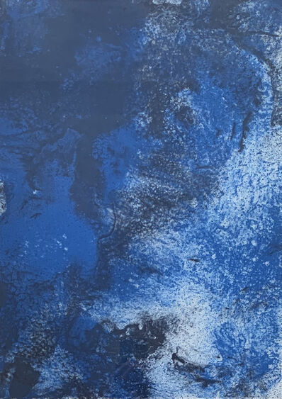 Joe Goode, 'Ocean Blue', 1990
