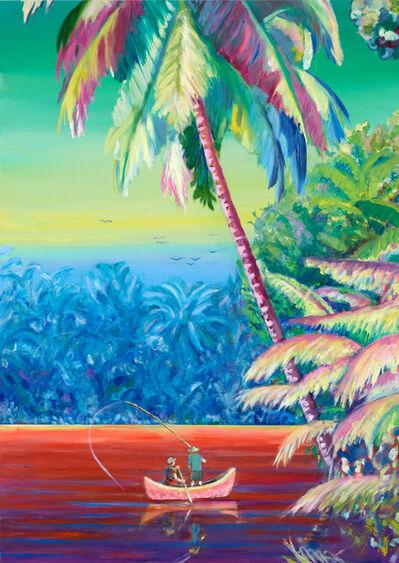 Leif Trenkler, ' Rainbow River', 2021