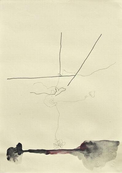 Cabrita, 'Os desenhos da praia #8', 2011