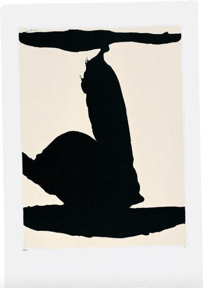 Robert Motherwell, 'Africa Suite: Africa 1', 1970