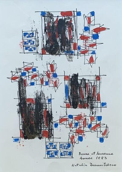 Natalia Dumitresco, 'Untitled ', 1983