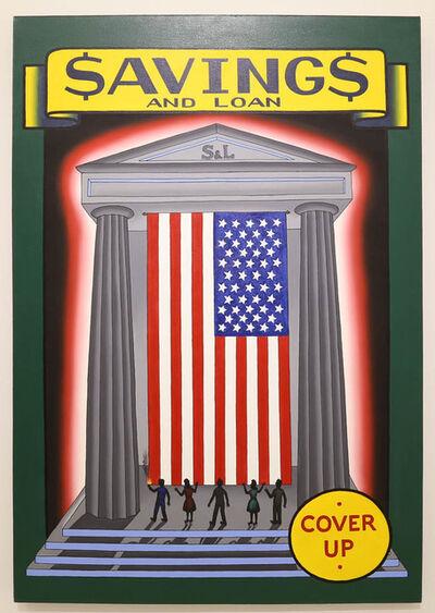 Roger Brown, 'Government Smokescreen', 1990