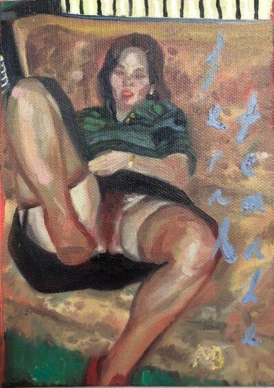 Mayra Barraza, '9 ', 2017