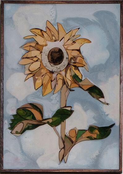 Ugo Schildge, 'Sunflower 46/50', 2020