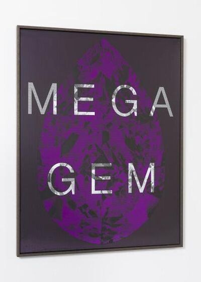 Massimo Agostinelli, 'Mega Gem (Largest Diamond Known to Man)', 2015