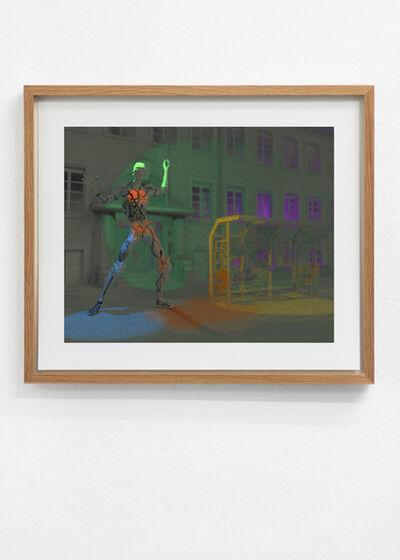 Tim Berresheim, 'Das grosse Haus. Angst 1985 - 1991. Störgrösse', 2020