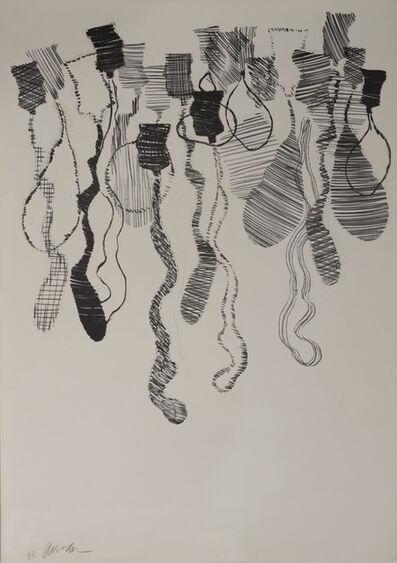 Arman (1928-2005), 'Traces de couleurs', 1969