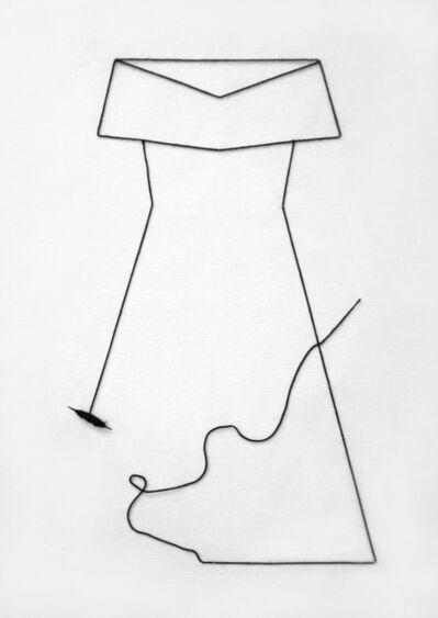 Annette Turrillo, 'La Poétique du Silence VIII (pieza única)', 2021