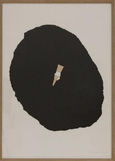 Nobuo Sekine, 'Milano', 1971