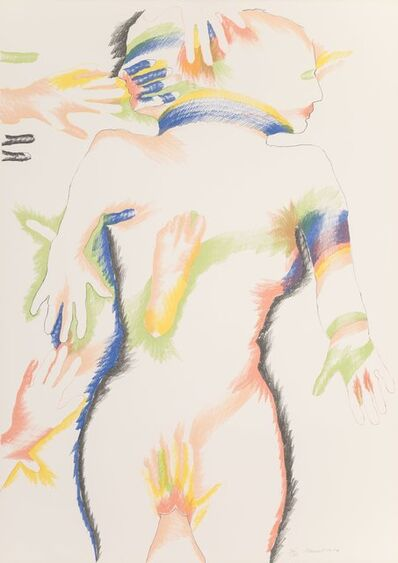 Marisol, 'Rainbow People', 1979