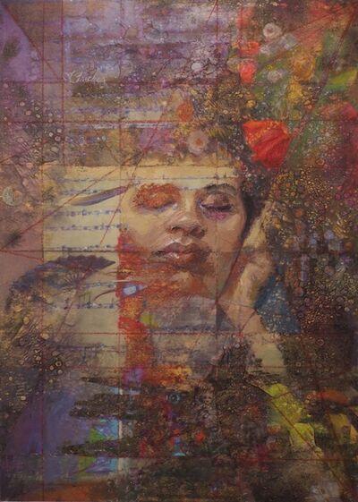 Lisa Fricker, 'Intervals', 2021