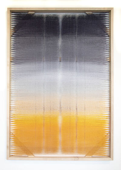 Rachel Mica Weiss, 'Woven Screen (Fog Gradient III)', 2019