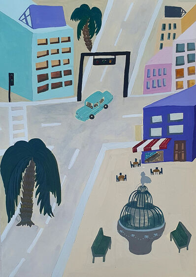 Shoi, 'Any city', 2020