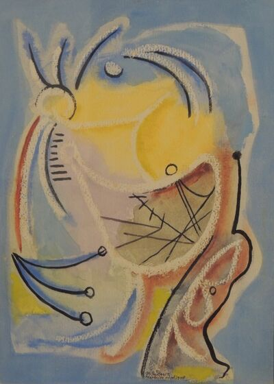 Willy Boers, 'Ontspanning (Relaxation)', 1948