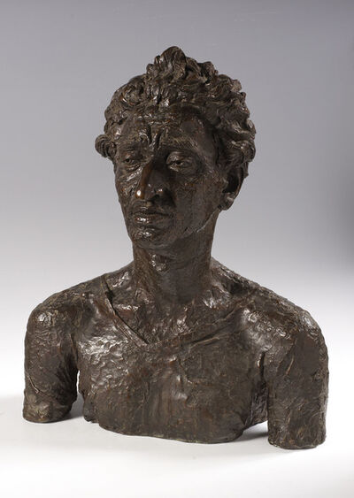 Jacob Epstein, 'Bust of Jacob Kramer', 1921