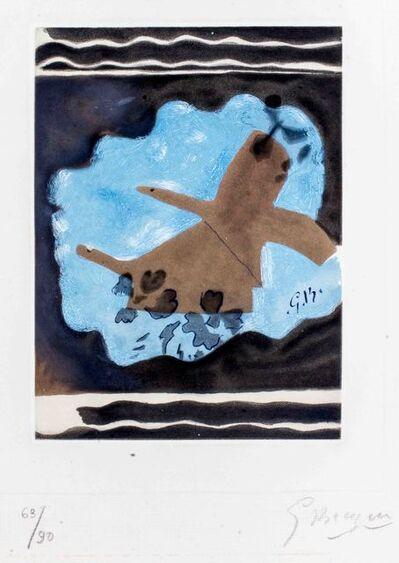 Georges Braque, 'Migration', 1962