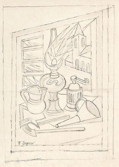 Fortunato Depero, 'Lanterna', 1926-1948