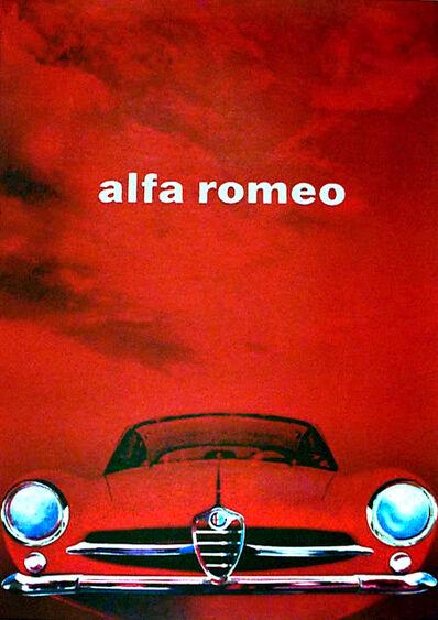 M. Zalns, 'ALFA ROMEO', c.1957