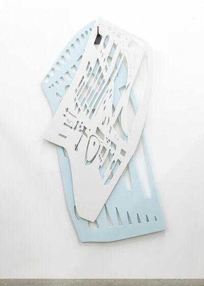 Nick van Woert, 'Template (Coors Light)', 2014