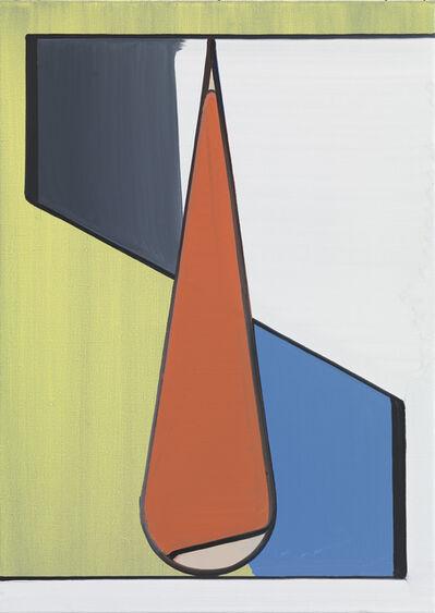 Thomas Scheibitz, 'Monogramm (734)', 2013