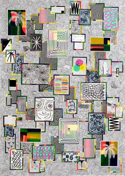 Koen Taselaar, 'Extended Ying Yang Tittitwister', 2014
