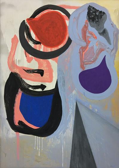David Solomon, 'Directional Markers ', 215
