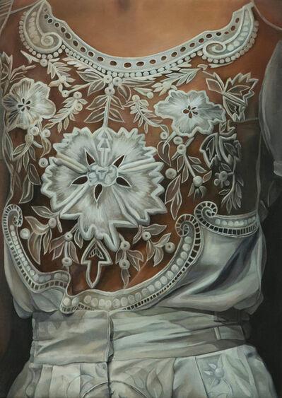 Lia Kazakou, 'Lace', 2019