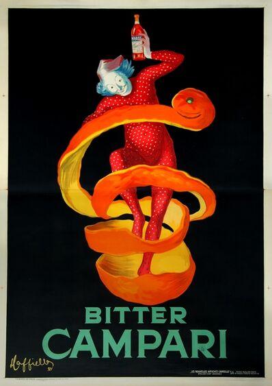 Leonetto Cappiello, 'Bitter Campari', 1921