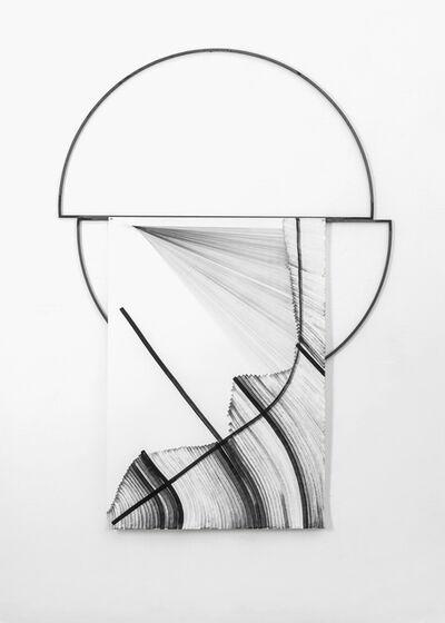 Nina Annabelle Märkl, 'Frames, Konstellation 2', 2018