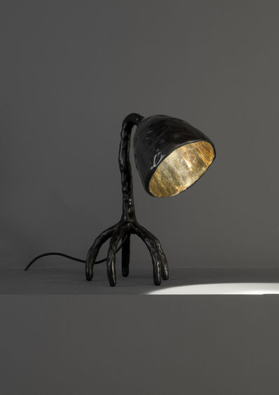 Maarten Baas, 'Clay Small Table Lamp Bronze', 2017