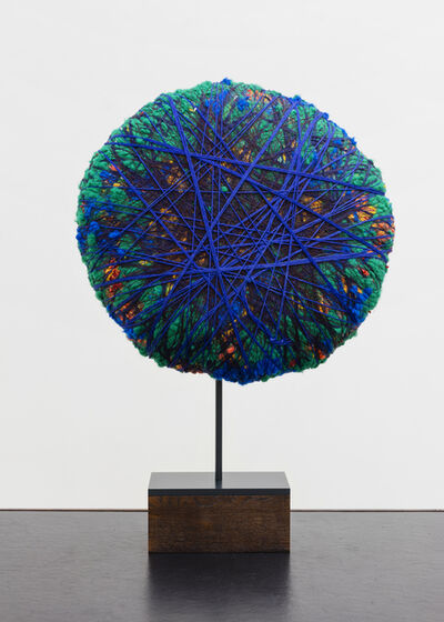Sheila Hicks, 'Dream of Ultramarine', 2020
