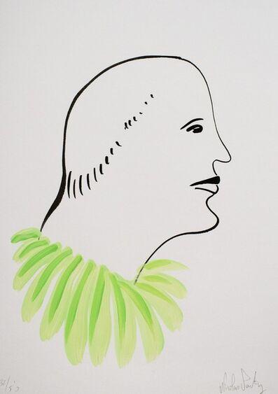 Nicolas Party, 'Untitled (Green)', 2016
