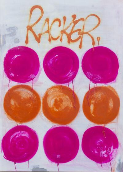 Thierry Furger, 'RACKER', 2019