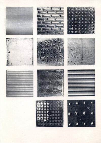 Paolo Masi, 'External surveys - internal confirmations', 1977