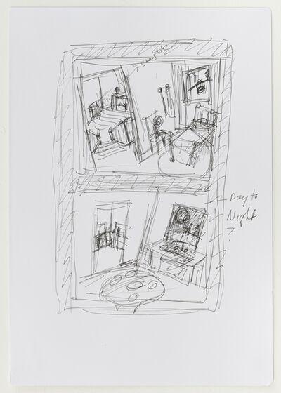 Susan Leopold, 'lavender - double view', 2019