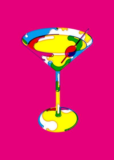 Steven Wilson, 'Martini', 2017