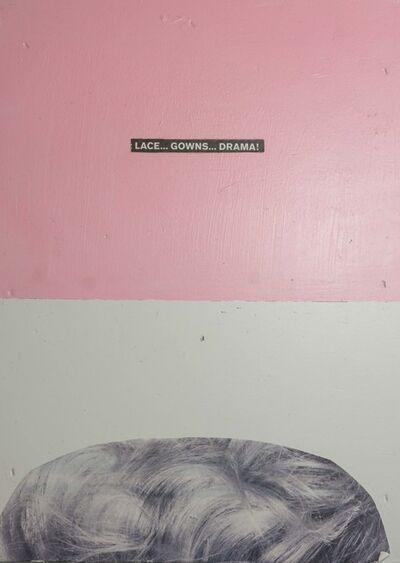 Patricia Schnall Gutierrez, 'Mixed Media Study (1 of 11)', ca. 2012