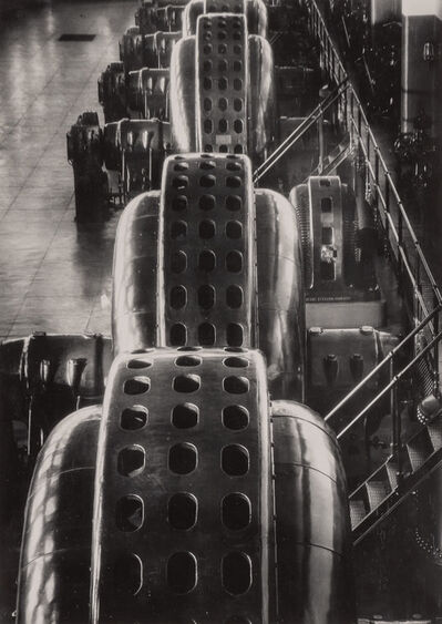 Margaret Bourke-White, 'Niagara Falls Power, Cleveland', 1928