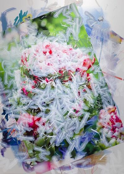 "Petra Cortright, '426 HEMI ""aargh definition""""bluetrailrange""', 2019"