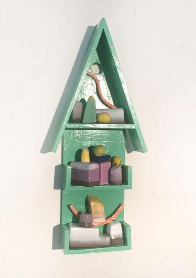 Ana Clara Soler, 'casita verde', 2019