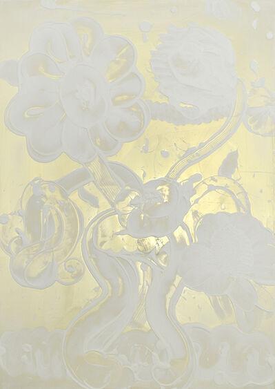 Catherine Howe, 'Mica Painting (Marigold)', 2018