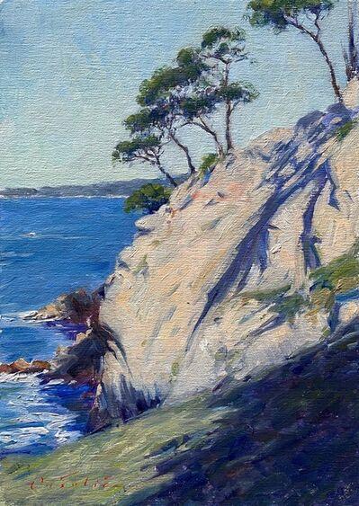 Tina Orsolic Dalessio, 'Monterey Pines, Point Lobos', 2020