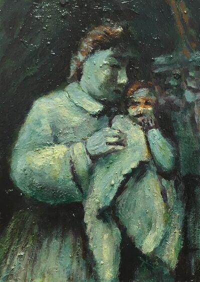 Ken Beck, 'Mother + Child', 2013-2014