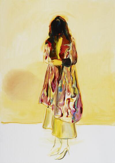 Lindsey Bull, 'Yellow Glove', 2019