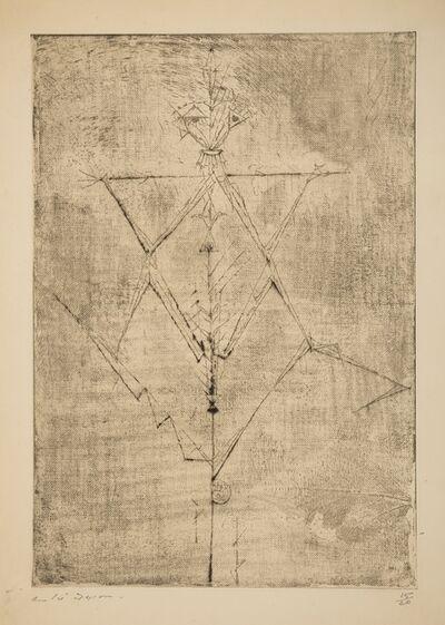 André Masson, 'Little Genius of Wheat (Petit génie du blé)', 1942