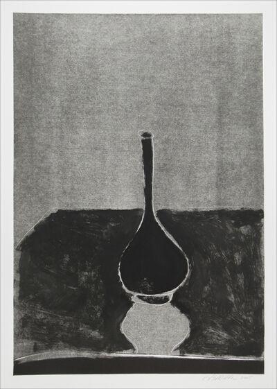 Jane McNichol, 'Tall Gray Vase', 2005