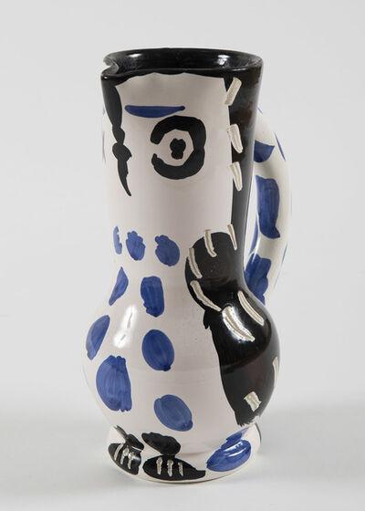 Pablo Picasso, 'Cruchon hibou, (A.R.293)', 1955