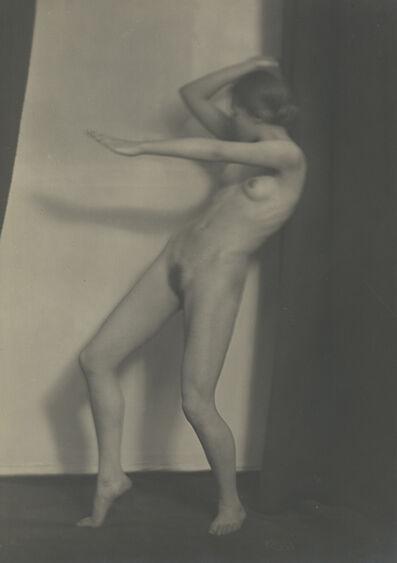 Germaine Krull, 'Nude Study', 1919
