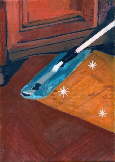 Thierry Lagalla, 'Astraccion 3 estelas (3-star abstraction)', 2008