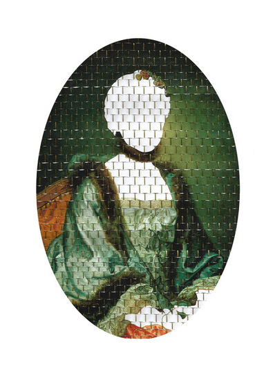 Imrana Tanveer, 'I see a premonition (14)', 2016